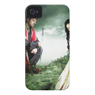 AND CHIVALRY WON HER HEART.jpg iPhone 4 Cases