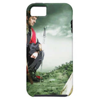 AND CHIVALRY WON HER HEART.jpg iPhone SE/5/5s Case