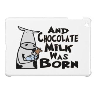 And Chocolate Milk Was Born iPad Mini Covers