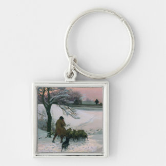 And Dick the shepherd blows his nail, 1886 Keychain