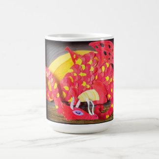 And dragoon coffee mug
