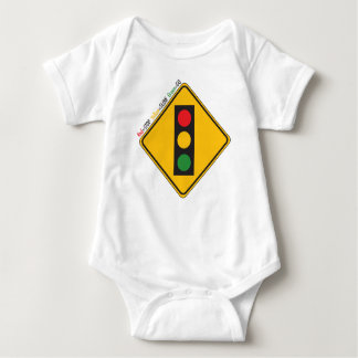 And Green Means Go! Baby Bodysuit