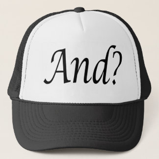 And Hat
