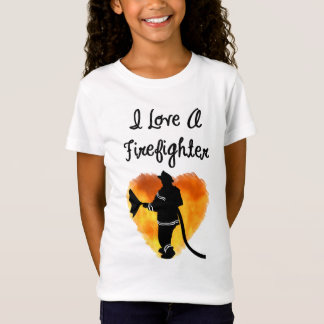 And I Love A Firefighter T-Shirt