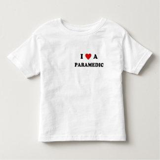 And I Love A Paramedic Toddler T-shirt