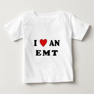 And I Love An EMT Infant T-shirt