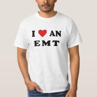 And I Love An EMT T-shirt
