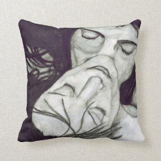 And in Such Power Throw Pillow