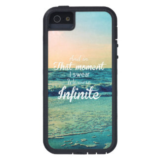 And in that moment, I swear we were infinite. iPhone SE/5/5s Case