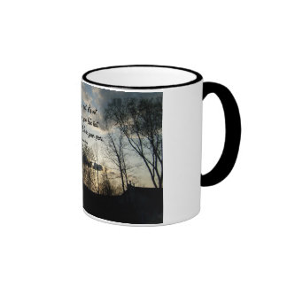 And in the end, it's not the years...Quote Mug