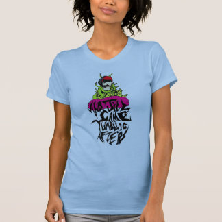 And Jill Came Tumbling After - The Tightening Grip Tee Shirts