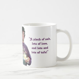 """...And Lots and Lots of Tofu"" Coffee Mug"