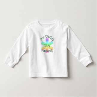 And My Daddy Is A Paramedic Toddler T-shirt