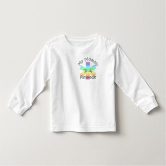 And My Mommy Is A Paramedic Toddler T-shirt