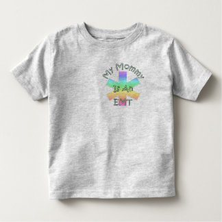 And My Mommy Is An EMT Toddler T-shirt