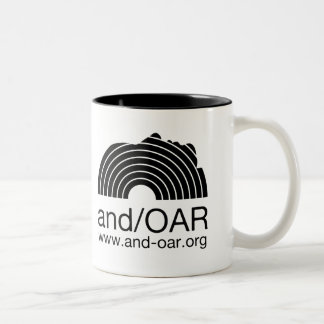 and/OAR standard mug