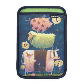And On This Farm iPad Mini Sleeve