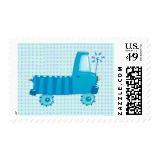 And On This Farm Postage