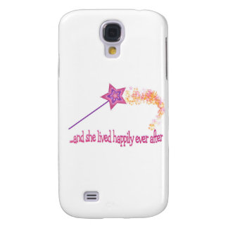 And She Lived Happily Ever After Samsung Galaxy S4 Case