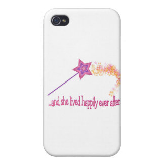 And She Lived Happily Ever After iPhone 4 Case