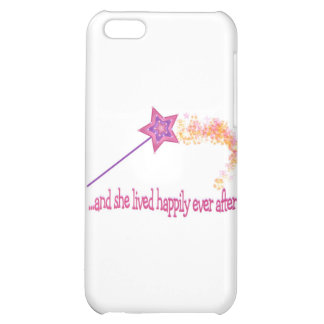 And She Lived Happily Ever After iPhone 5C Covers