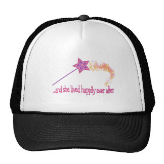 And She Lived Happily Ever After Trucker Hat