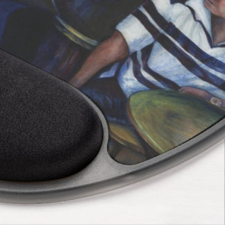 And…She Married the Mailman Gel Mouse Pad