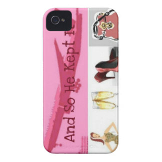 And So He Kept MiPhone Case-Mate iPhone 4 Cases