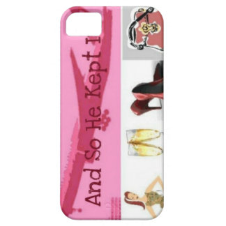 And So He Kept MiPhone iPhone 5 Covers