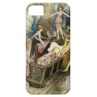And, Sweetly Singing Round Thy Bed iPhone SE/5/5s Case