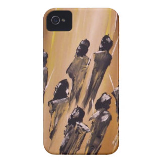And The Earth Said Peace JPG Case-Mate iPhone 4 Case