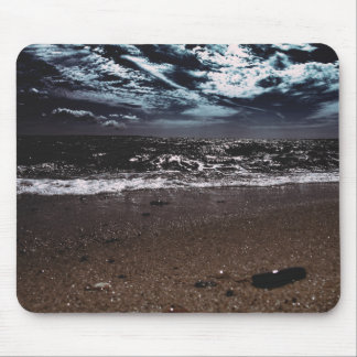 And the Ocean Sleeps Mouse Pad