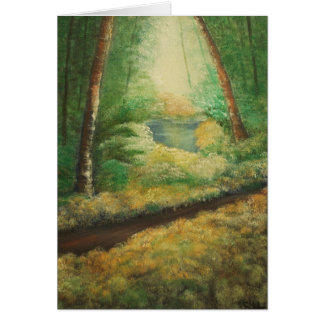 And the path goes ever on.. card