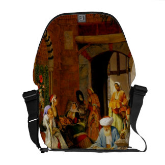 'And the Prayer of Faith Shall Save the Sick', fro Messenger Bag