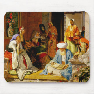 'And the Prayer of Faith Shall Save the Sick', fro Mouse Pad