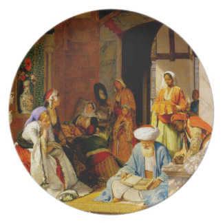 'And the Prayer of Faith Shall Save the Sick', fro Plate