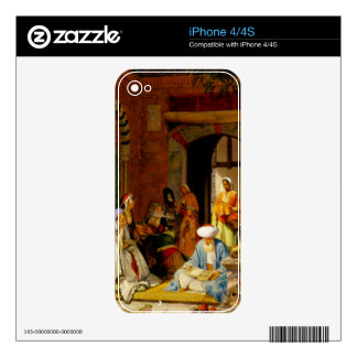 'And the Prayer of Faith Shall Save the Sick', fro Skins For The iPhone 4