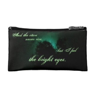 """""""And the stars never rise..."""" Makeup Bag"""
