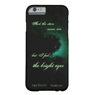 """""""And the stars never rise..."""" Phone Case"""