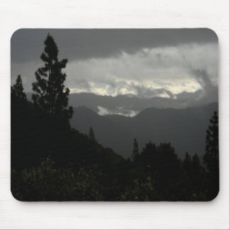 And the storm continues... mouse pad