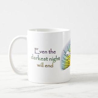 And the Sun Will Rise Coffee Mug