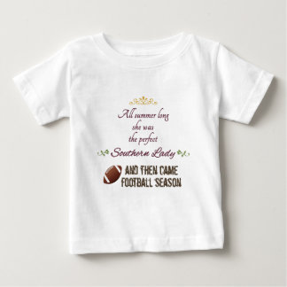 ...And Then Came Football Season Infant T-shirt