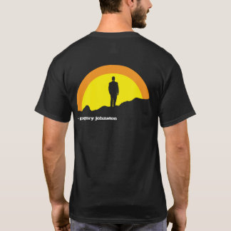 ... AND THEN I WALKED HOME (Gregory Johnston) 2018 T-Shirt