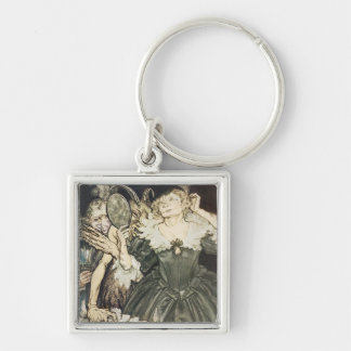 """""""And they, so perfect is their misery"""" Key Chain"""