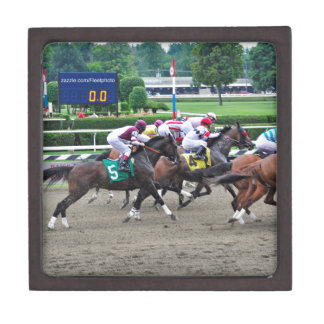 And They're off at Saratoga Jewelry Box