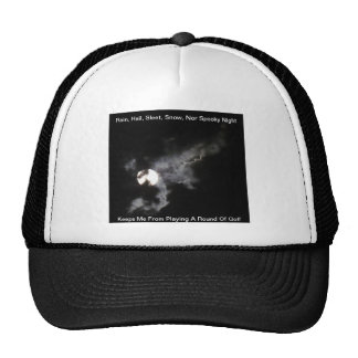 ...And Thus, The Nightmare Begins. Trucker Hat