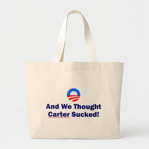 And We Thought Carter Sucked Tote Bag
