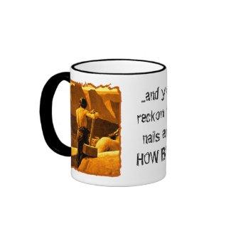 ...and you reckon the nails a... mug