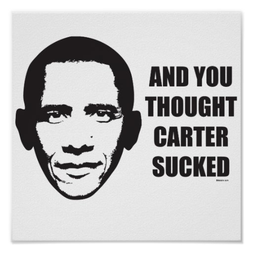 And You Thought Carter Sucked Poster