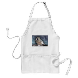 And Your Bird Can Sing Adult Apron